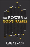 The Power of God's Names Paperback