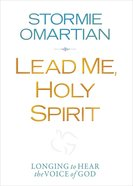 Lead Me, Holy Spirit Deluxe Edition Hardback