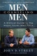 Men Counseling Men Paperback