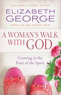 A Woman's Walk With God Paperback