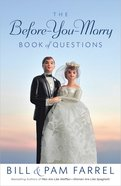 Before-You-Marry Book of Questions Paperback