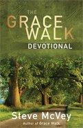 The Grace Walk Devotional Paperback