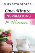 One-Minute Inspirations For Women Paperback