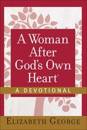 A Woman After God's Own Heart (A Devotional) Hardback