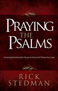Praying the Psalms Paperback