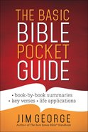 The Basic Bible Pocket Guide Paperback