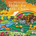 The Illustrated Bible For Little Ones Padded Hardback