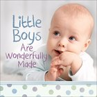 Little Boys Are Wonderfully Made Hardback