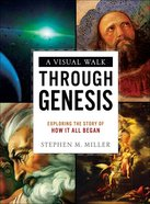 A Visual Walk Through Genesis Paperback
