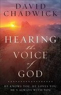 Hearing the Voice of God Paperback
