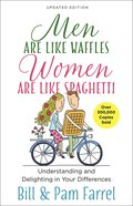 Men Are Like Waffles, Women Are Like Spaghetti Paperback