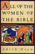 All of the Women of the Bible Paperback