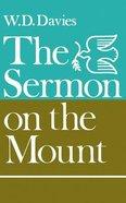 Sermon on the Mount Paperback