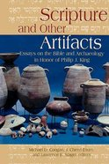 Scripture and Other Artifacts Paperback