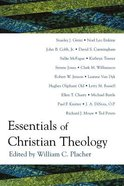 Essentials of Christian Theology Paperback
