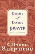 Diary of Daily Prayer (2nd Edition) Paperback