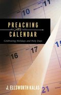Preaching the Calendar