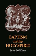 Baptism in the Holy Spirit Paperback