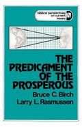 The Predicament of the Prosperous Paperback