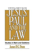 Jesus, Paul and the Law Paperback