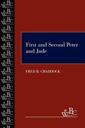 First and Second Peter and Jude (Westminster Bible Companion Series) Paperback