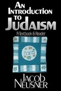 An Introduction to Judaism Paperback