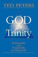 God as Trinity Paperback