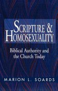 Scripture and Homosexuality Paperback