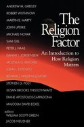 The Religion Factor Paperback