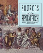Sources of the Pentateuch Paperback