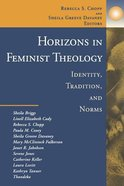 Horizons in Feminist Theology Paperback