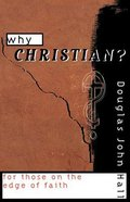 Why Christian? Paperback
