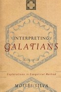 Interpreting Galatians Paperback