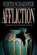 Affliction Paperback