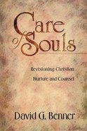Care of Souls Paperback
