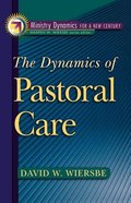 The Dynamics of Pastoral Care Paperback