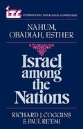 Itc Nahum Obadiah Esther (International Theological Commentary Series) Paperback