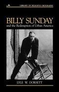 Lrb: Billy Sunday Paperback