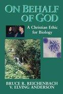 On Behalf of God Paperback