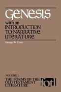 Genesis (Forms of the Old Testament Literature) (#01 in Forms Of The Old Testament Literature Series) Paperback