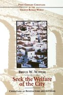 Seek the Welfare of the City Paperback