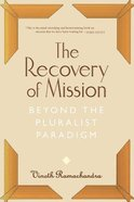 Recovery of Mission Paperback