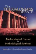 The Thessalonians Debate Paperback