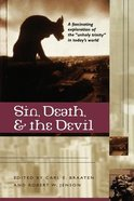 Sin, Death and the Devil Paperback