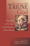 Knowing the Triune God