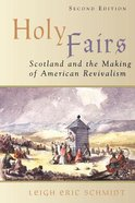 Holy Fairs Paperback