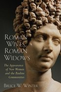 Roman Wives, Roman Widows Paperback
