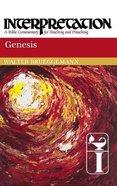 Genesis (Interpretation Bible Commentaries Series)
