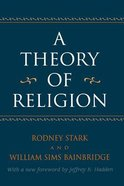 A Theory of Religion