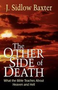 The Other Side of Death Paperback
